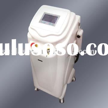 Super Q switch Nd Yag laser tattoo removal beauty machine