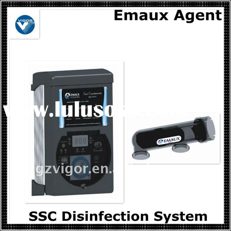 Swimming pool equipment,Salt water pool chlorinator,salt water chlorinator
