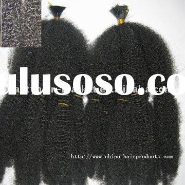 Synthetic Hair Afro Curl--Synthetic Hair Weaving