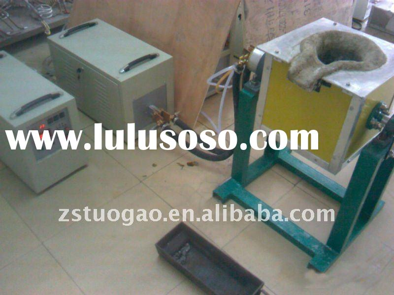 TG-15KW High Frequency Melting Furnace