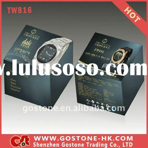 TW816 Newest Bluetooth Watch Cell Phone