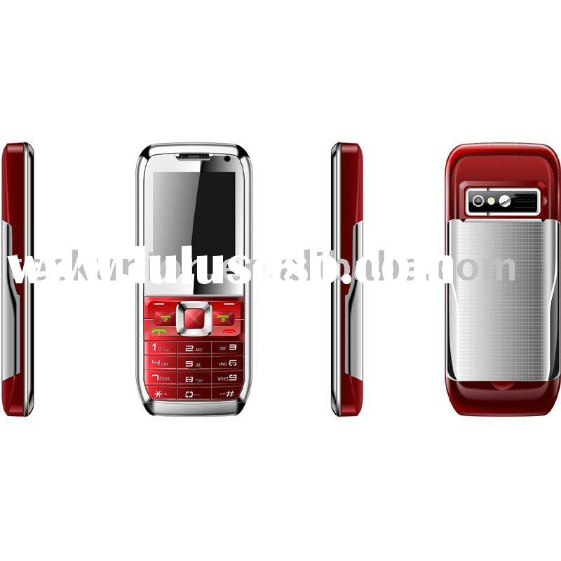 Tri sim tri standby cheap mobile phone mini E71 TV