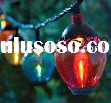 UL CE Outdoor Decoration Lights Lantern string