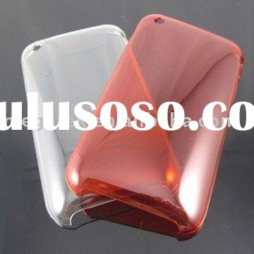 Ultra Slim crystal case for iphone 3g /4g