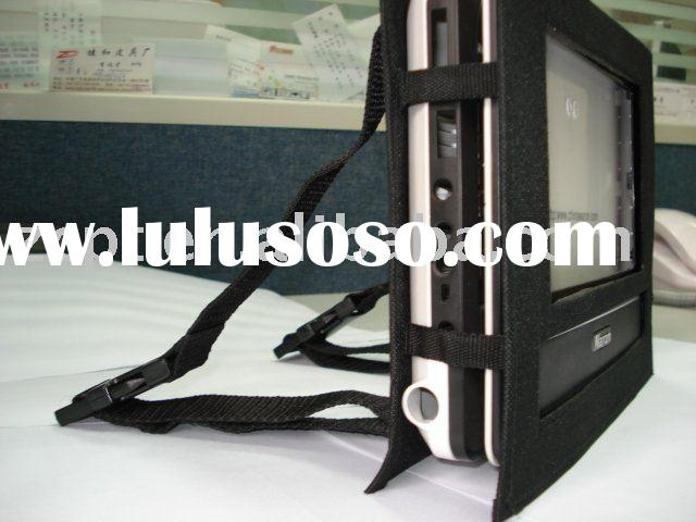 "Ultra-portable In-Car DVD Player Bag Fits Up to 12"" Screen"