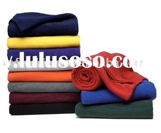 Ultra soft polar fleece blanket