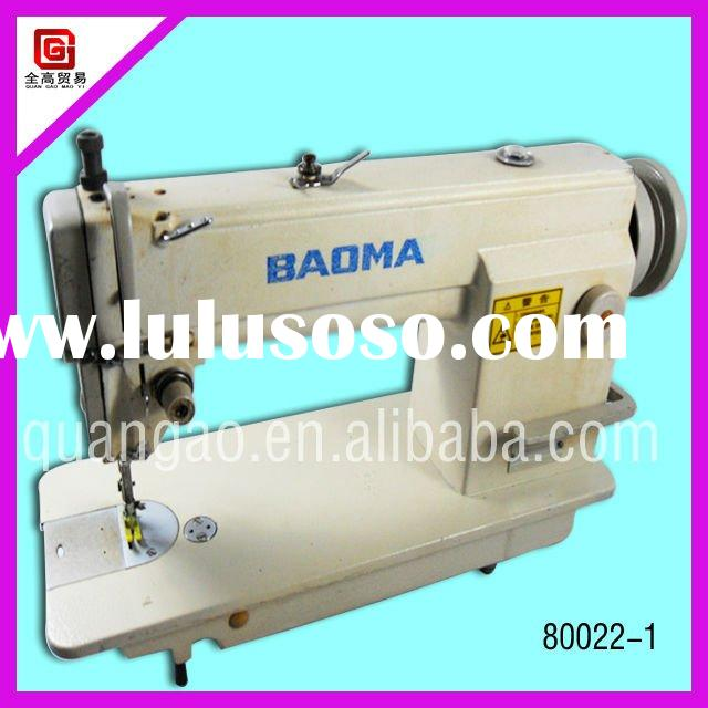 Used Baoma 128b Leather Industrial Sewing Machine
