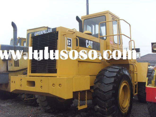 Used CAT 966E wheel loader , used loader , cat 966 e ,wheel loader