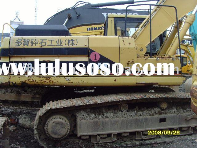 Used Caterpillar 325B excavator