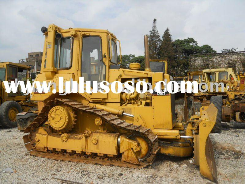 Used Caterpillar D4H bulldozer for sale (cat crawler tractor)