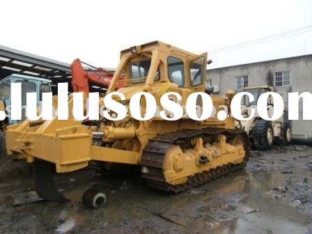 Used Caterpillar D8K bulldozer for sale (cat crawlerdozerr)