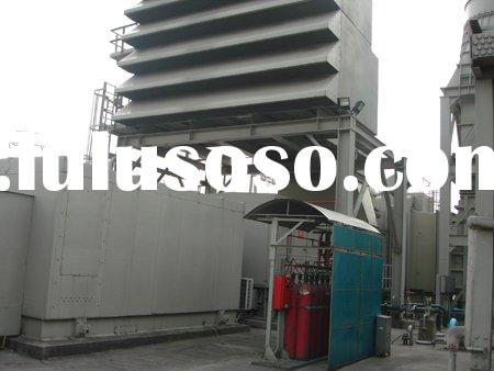 Used GE MS9001E 175MW Gas Turbine Combined Cycle Power plant