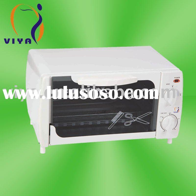 VY-9180 uv sterilizer beauty equipment hot towel warmer uv disinfection cabinet (CE approval)
