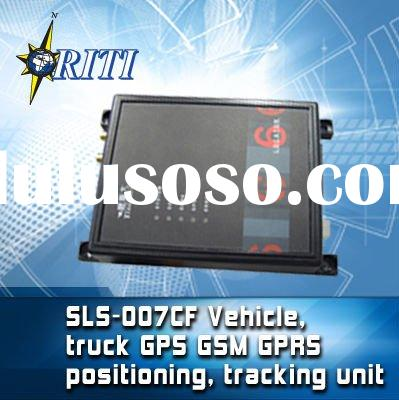 Vehicle Truck GPS Tracker (Real-Time Positioning, Tracking Device)