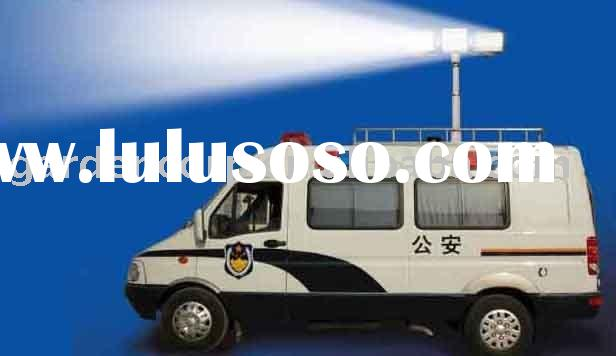 Vehicle light/police search light/emergency vehicle search light/fire truck light