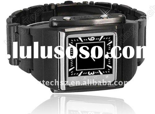 W600T true waterproof GPS watch phone with bluetooth function