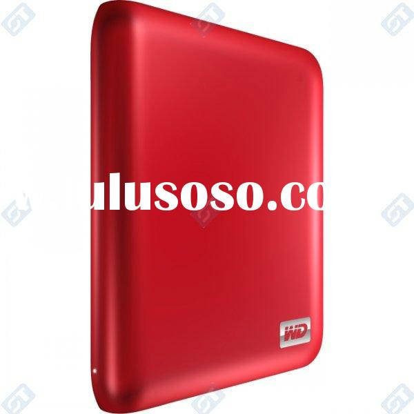 WDBACX0010BRD - 1TB USB 3.0 Metallic Red Portable External Hard Drive