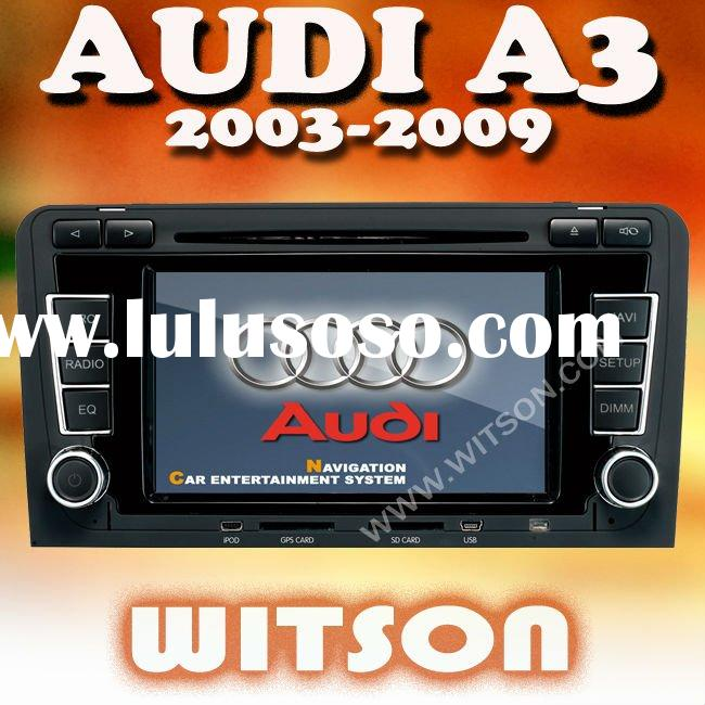 WITSON car dvd gps navigation system for audi a3