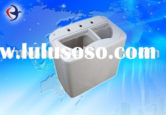 Washing machine case mould plastic injection