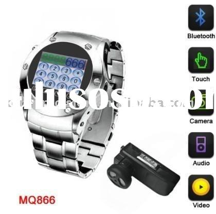 Watch Mobile Phone Model KT-MQ866(Watch Mobile Phone,1.5 inch, 3.0M Camera,dual SIM,Bluetooth, TF ca