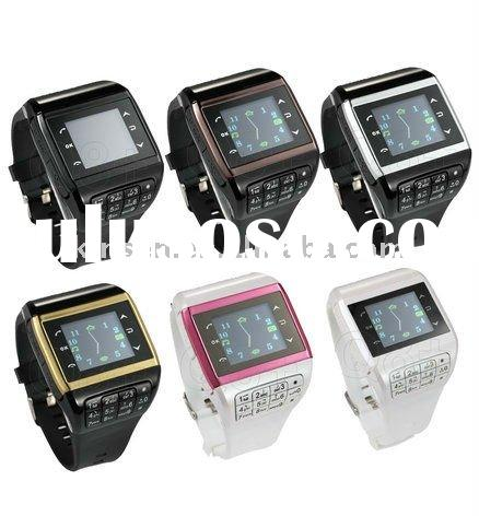 Watch Phone Q8,GSM bluetooth,2.0Mcamera,FM,mp3/MP4 watch cell phone