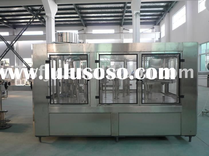 Water/Liquid/Mineral Water/Pure Water Filling Machine