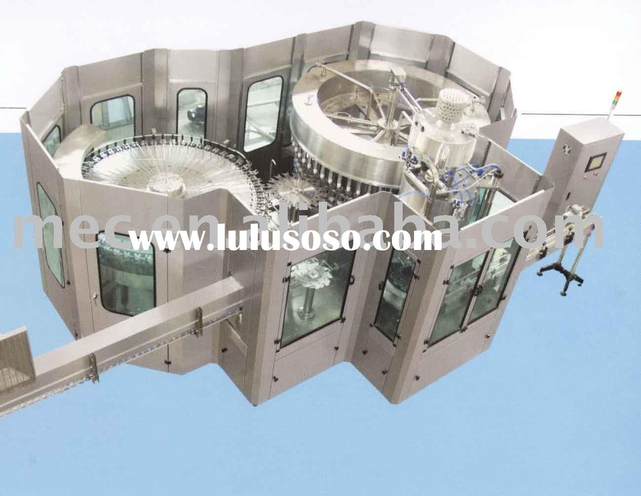 Water PET Bottle Filling Production Line