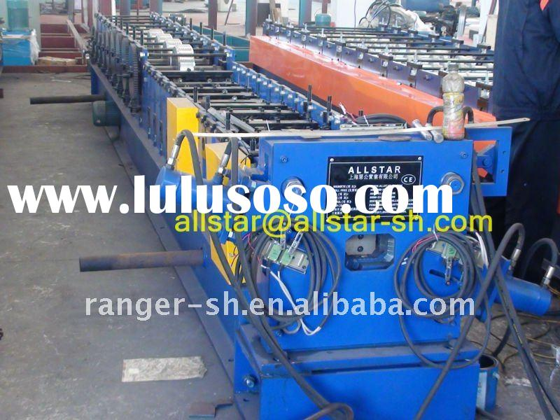 Water Pipe Cold Roll Forming Machine