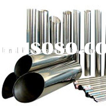 Welded Round Stainless Steel Tube
