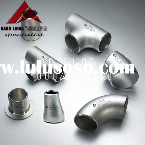 Welding boss pipe fittings