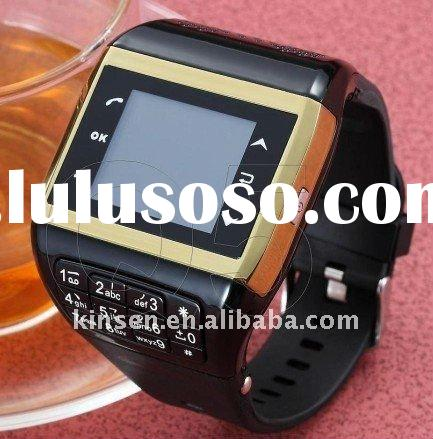 Wholesale Q8 dual sim card watch mobile phone,bluetooth,mp3 mp4 player,FM mobile phones,Unlocked GSM