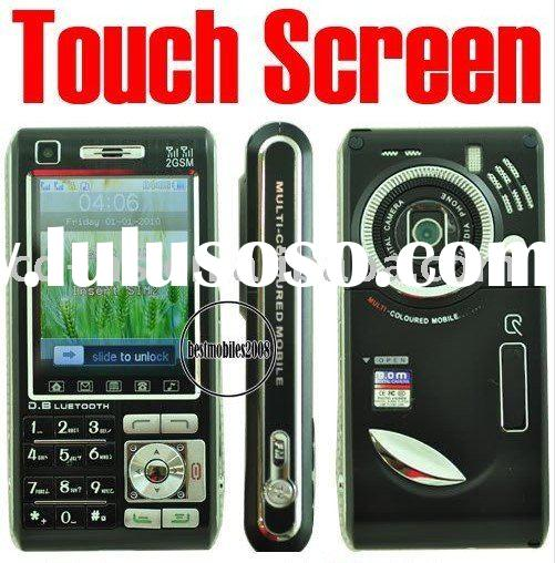 Wholesale - T800+ TV Quad Band Dual Sim Cards/Standby Zoom Camera Unlocked China Mobile Phone