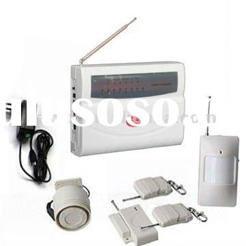 Wireless Auto Dial Home Security Alarm System GSM LCD Alarm Phone Dialer