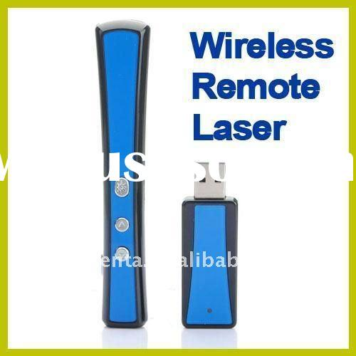 Wireless USB PowerPoint Presenter Laser Pointer Remote