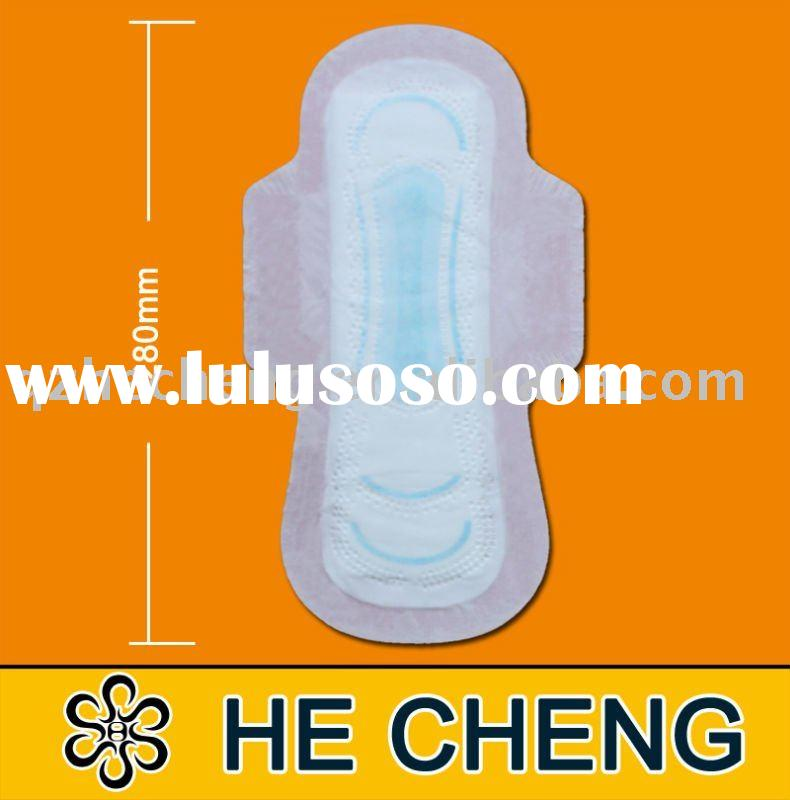Woman Ultra-thin Sanitary Napkins (Anion Chips)