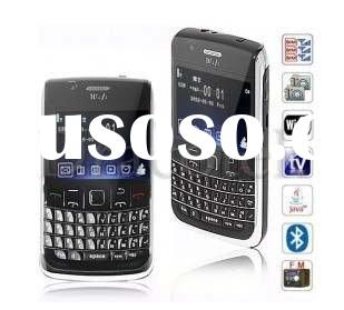 XinTai T9900 Qwerty keyboard Tri SIM Cards Wifi TV JAVA Cell Phone ( 5 colours: black, gold, red, ye