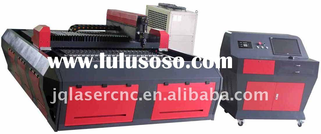 YAG laser cutting machine for metal sheet