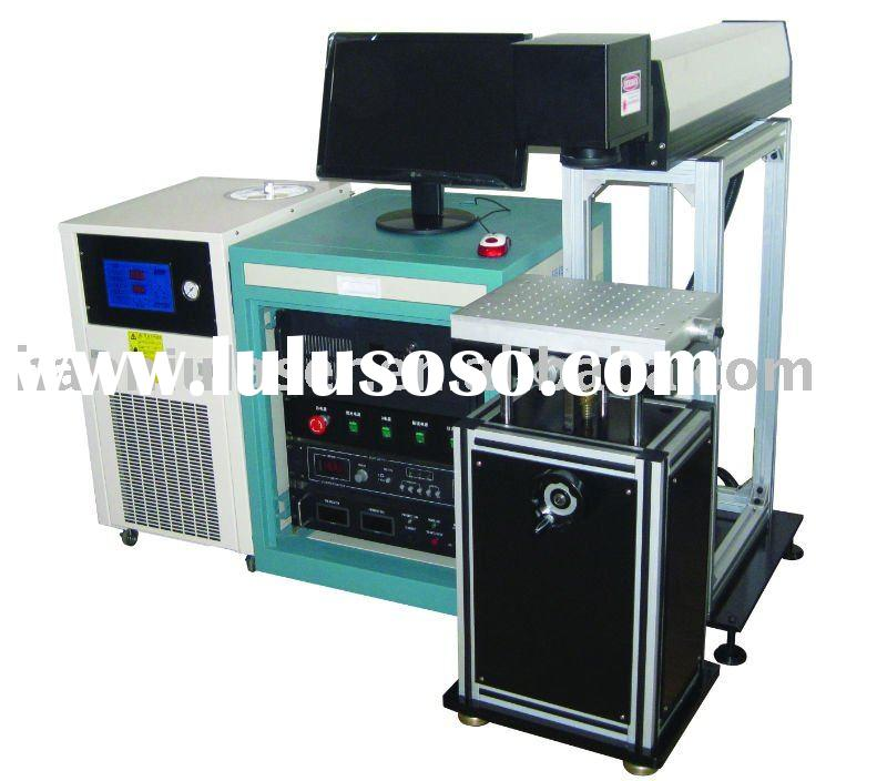 YAG laser marking machine for metal engraving