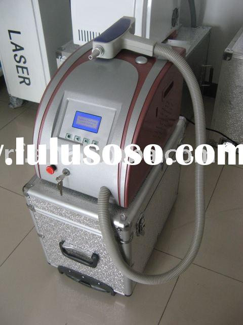 Yag laser tattoo removal system T8