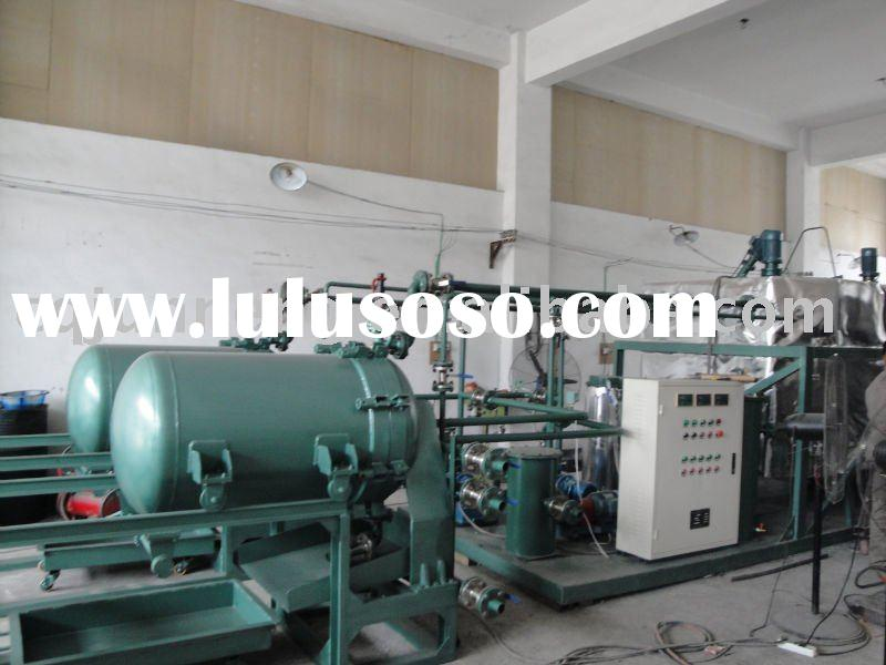 ZSC-4 used black engine/ car/ truck oil recycling plants/ machine/ refinery