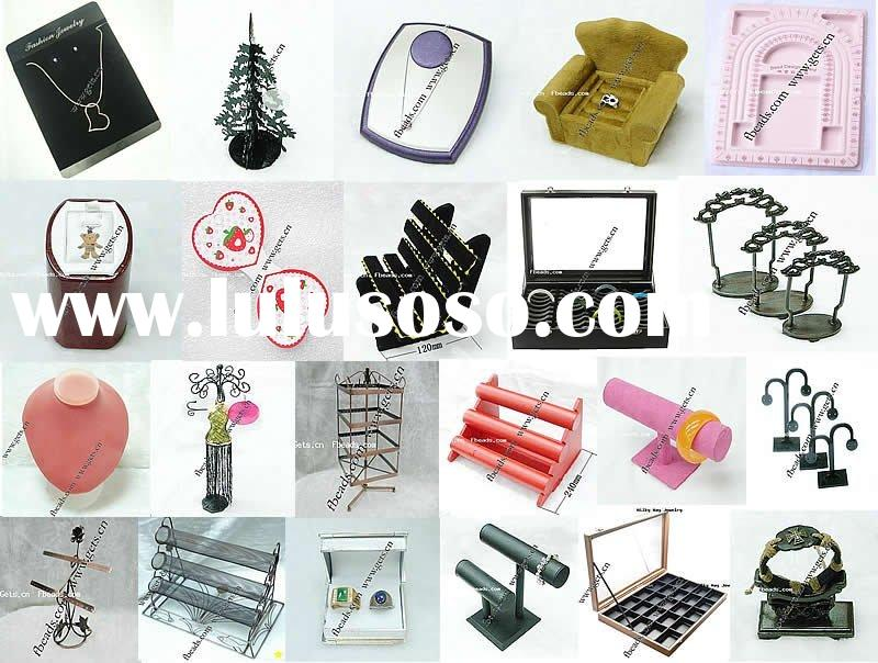 [HOT SELL!] jewelry display for necklace,bracelet,pendant,ring,earring.more design and more style