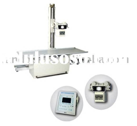 (Manufacturer):Medical equipment-High Frequency 500mA X-Ray Radiograph with CPI Canada Generator and
