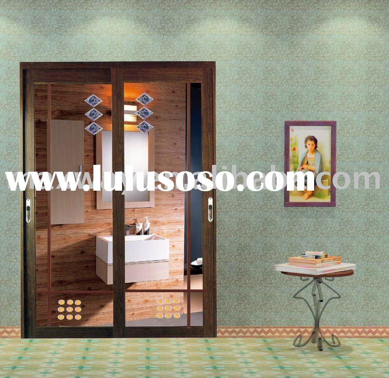 aluminum sliding door with good quality and low price
