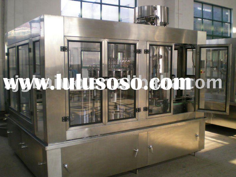 automatic carbonated beverage filling machine,line,unit,equipment,station