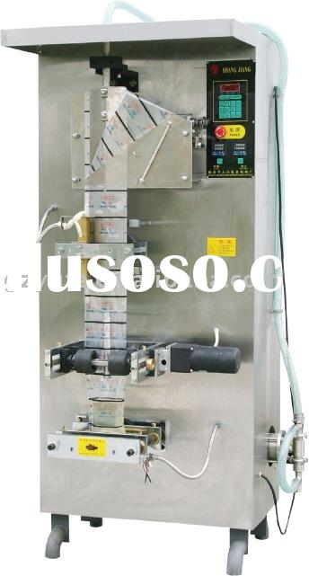 automatic juice water filling packing machine