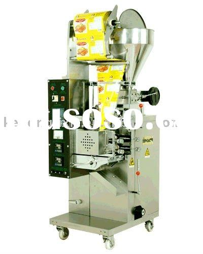 automatic small used sachet food sauce liquid body vacuum coffee powder packaging packing machine