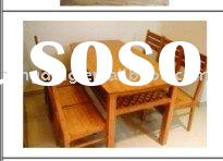 bamboo furniture restaurant tables & chairs