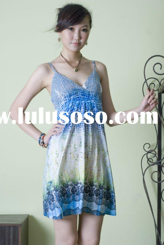 beautiful summer dresses new fashion 2011