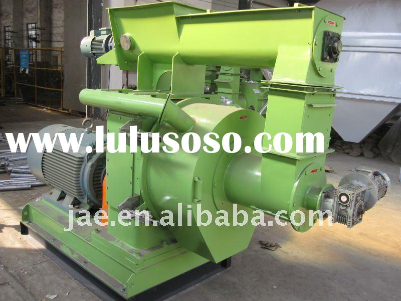 biomass(straw,rice husk) Pellet (making) Machine Manufacturer
