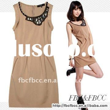 brand name Euro style spring&summer fashion clothes(F113)